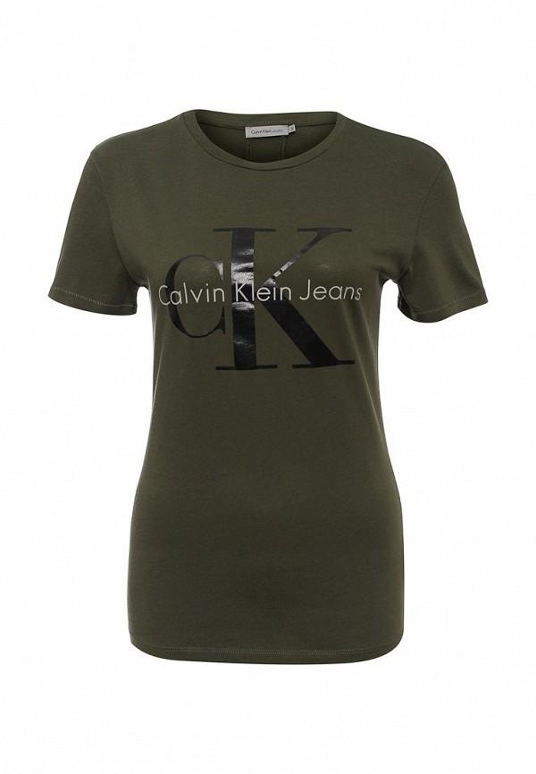 Футболка с коротким рукавом Calvin Klein Jeans J2IJ202092: изображение 1