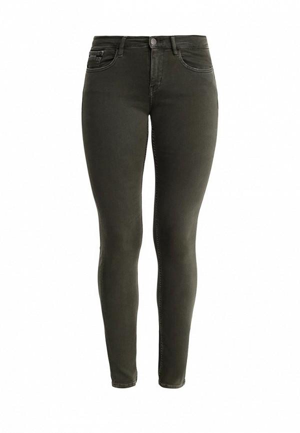Женские зауженные брюки Calvin Klein Jeans J20J201191: изображение 1