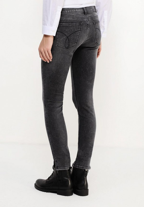 Зауженные джинсы Calvin Klein Jeans J20J200950: изображение 4