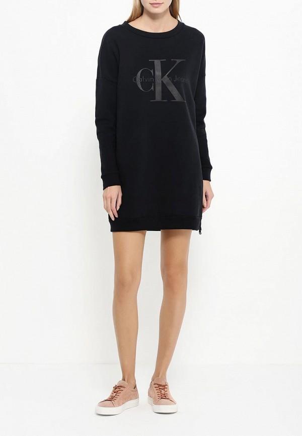 Платье-мини Calvin Klein Jeans J20J200995: изображение 2