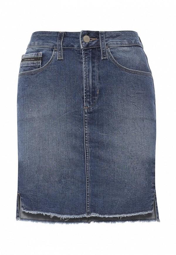 Юбка джинсовая Calvin Klein Jeans J20J201333