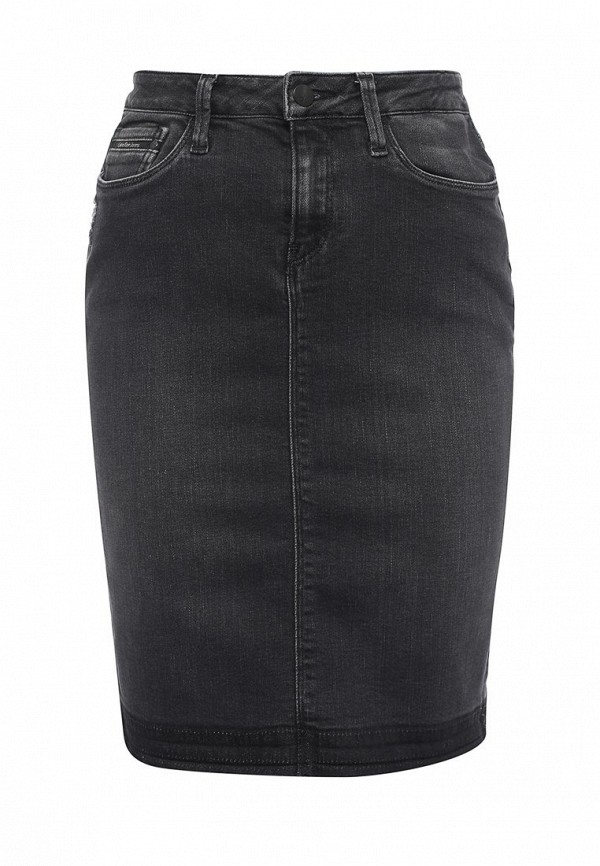 Юбка джинсовая Calvin Klein Jeans J20J204664