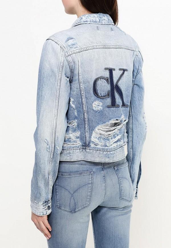 Джинсовые Куртки Calvin Klein Купить