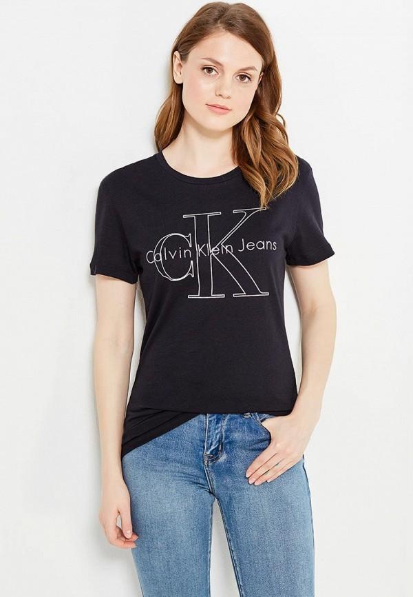 Футболка Calvin Klein Jeans Calvin Klein Jeans CA939EWUHM51