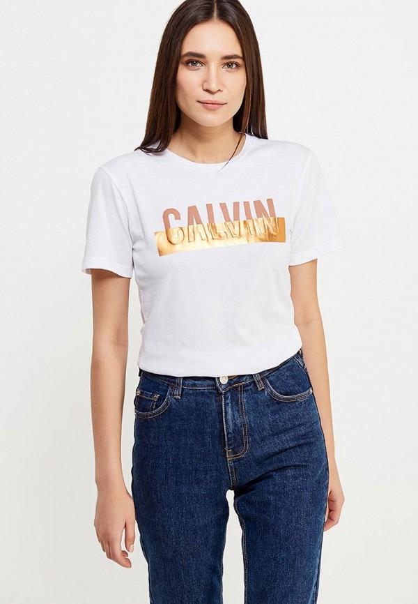 Футболка Calvin Klein Jeans Calvin Klein Jeans CA939EWUHM52 футболка calvin klein jeans calvin klein jeans ca939emuhl56