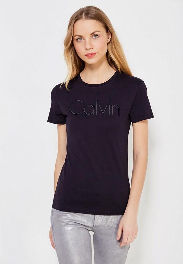 Футболка Calvin Klein Jeans Calvin Klein Jeans CA939EWZJS79 футболка calvin klein jeans calvin klein jeans ca939emuhl56