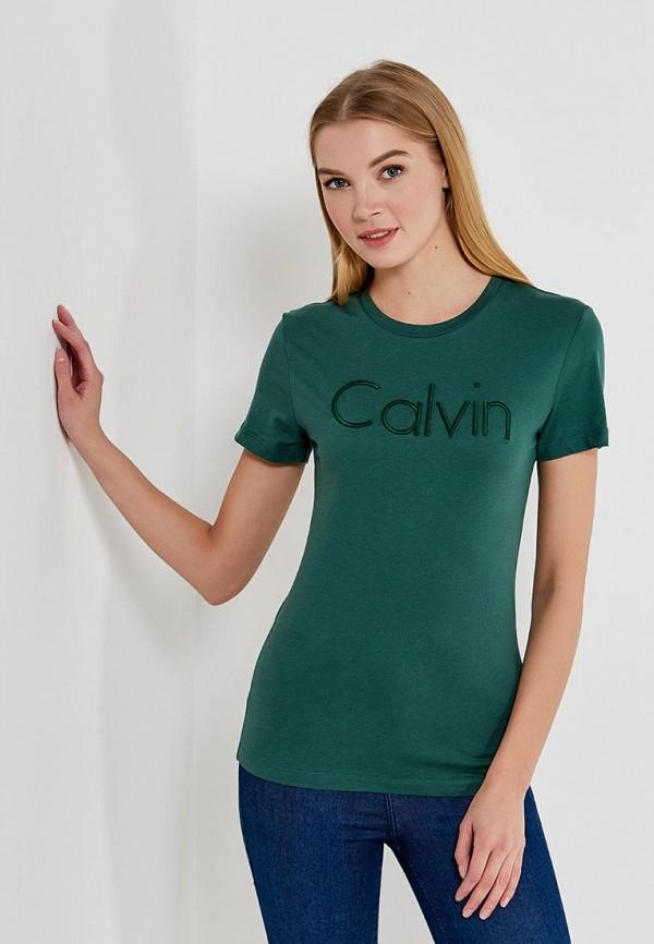 Футболка Calvin Klein Jeans Calvin Klein Jeans CA939EWZJS81 футболка calvin klein jeans calvin klein jeans ca939ewuhm48