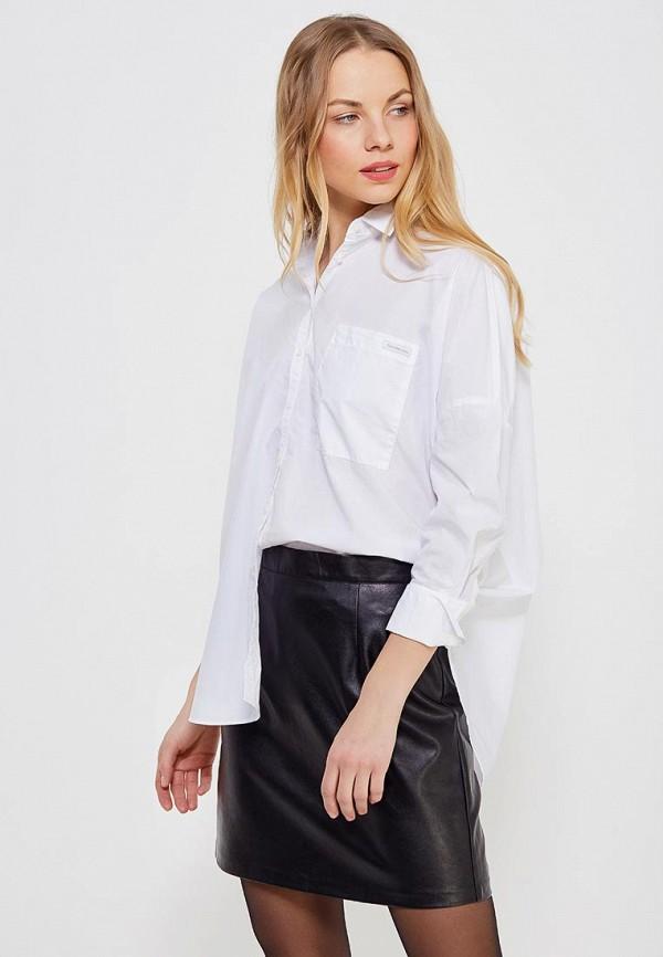 Рубашка Calvin Klein Jeans Calvin Klein Jeans CA939EWZJS96 сумка женская calvin klein jeans цвет белый бежевый k60k600996 9100