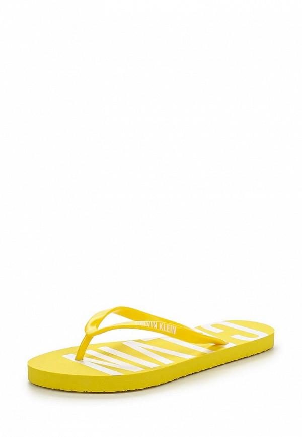 Женские сланцы Calvin Klein Underwear KW0KW00023
