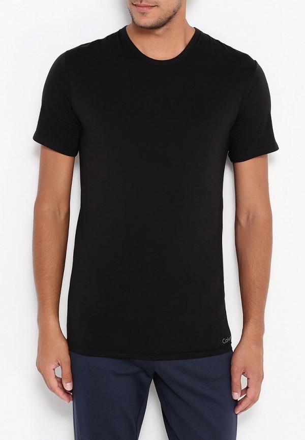 купить Футболка домашняя Calvin Klein Underwear Calvin Klein Underwear CA994EMLSY71 по цене 3800 рублей