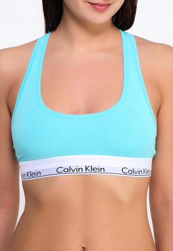 Домашняя футболка Calvin Klein Underwear F3785E: изображение 4