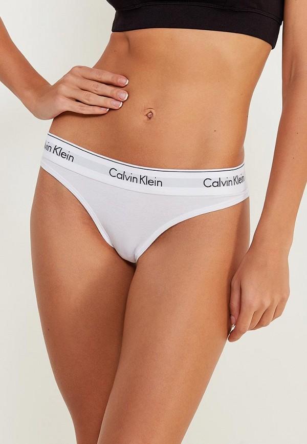 Трусы Calvin Klein Underwear Calvin Klein Underwear CA994EWOYE45 майка мужская calvin klein underwear цвет белый 2 шт nu8703a размер l 50