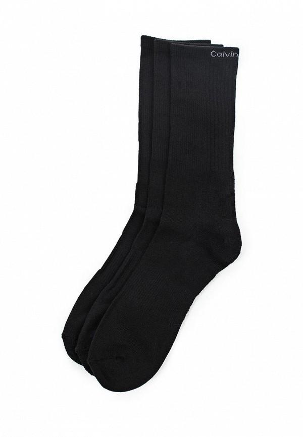 Комплект носков 3 пары Calvin Klein Underwear Calvin Klein Underwear CA994FMSNQ42 футболка женская calvin klein underwear цвет черный qs5557e 001 размер s 42