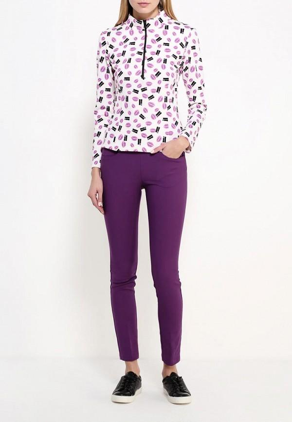 Женские зауженные брюки Camomilla 718472: изображение 2