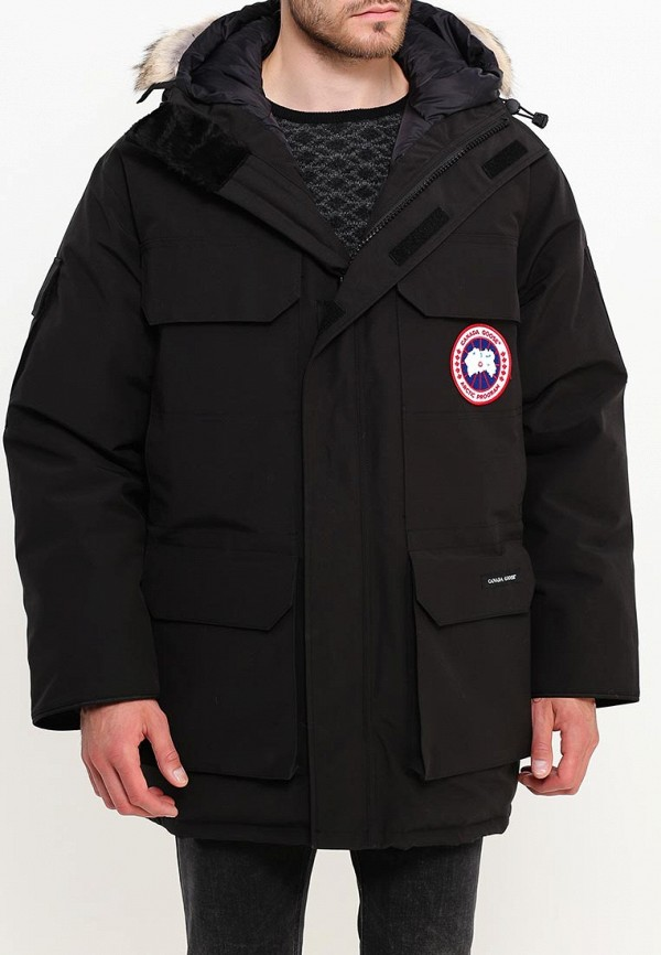 Пуховик Canada Goose Canada Goose CA997EMVBM34 пуховик детский canada goose youth chilliwack bomber