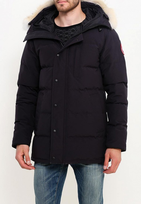 Пуховик Canada Goose Canada Goose CA997EMVBM36 пуховик детский canada goose youth chilliwack bomber
