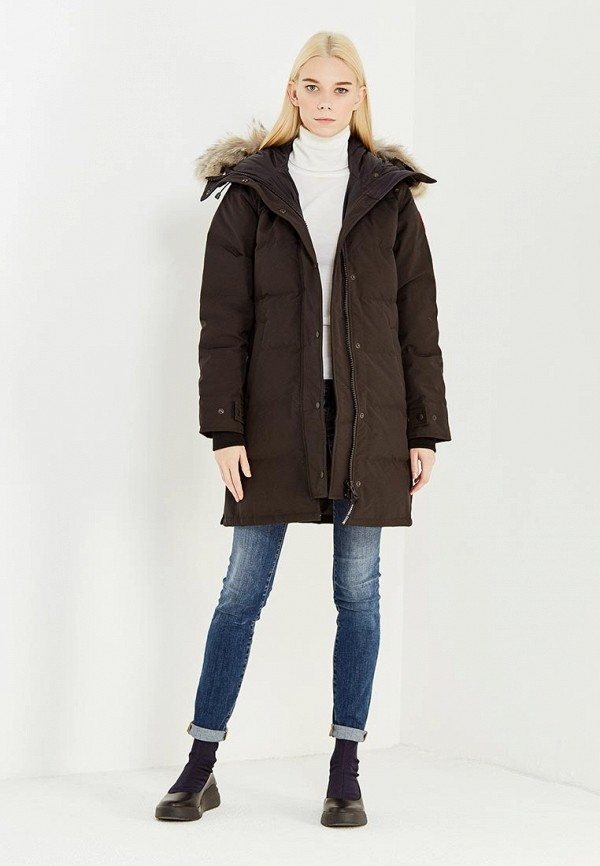 Пуховик Canada Goose Canada Goose CA997EWVBM42 пуховик детский canada goose youth chilliwack bomber