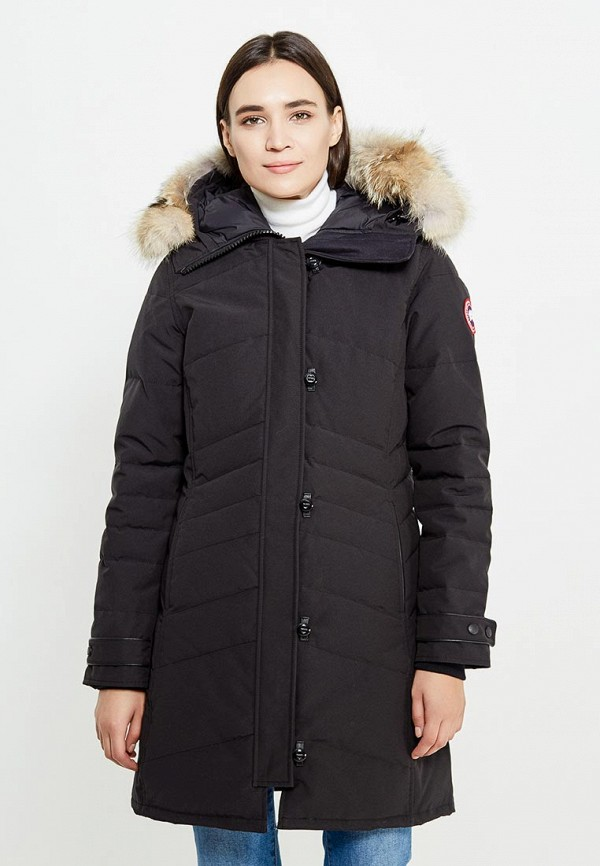 Пуховик Canada Goose Canada Goose CA997EWVBM58 пуховик детский canada goose youth chilliwack bomber