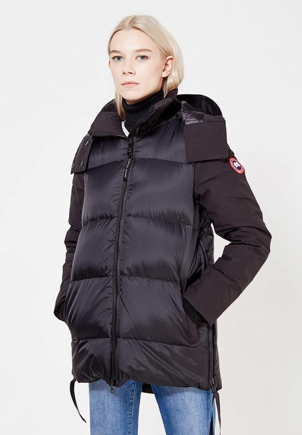 Пуховик Canada Goose Canada Goose CA997EWVBM66 пуховик детский canada goose youth chilliwack bomber
