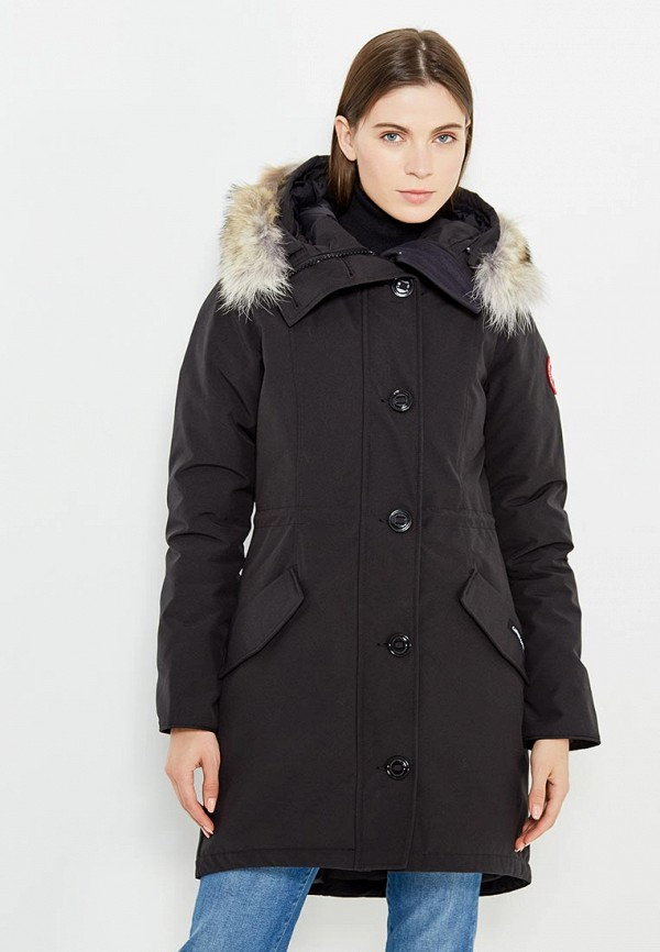 Пуховик Canada Goose Canada Goose CA997EWVBM68 пуховик детский canada goose youth chilliwack bomber