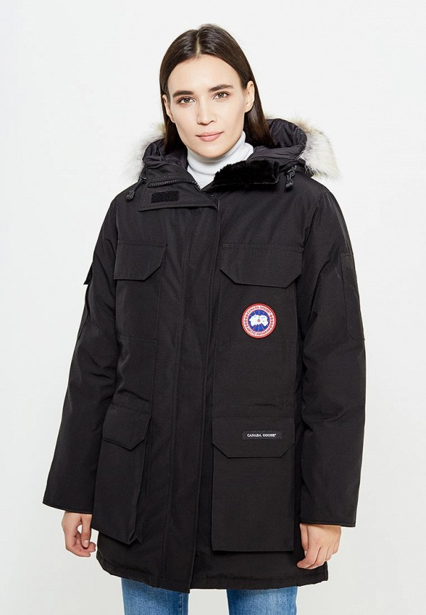 Пуховик Canada Goose Canada Goose CA997EWVBM69 пуховик детский canada goose youth chilliwack bomber