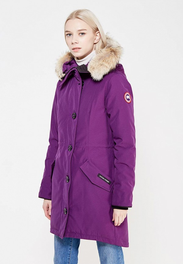 Пуховик Canada Goose Canada Goose CA997EWXIG26 пуховик детский canada goose youth chilliwack bomber