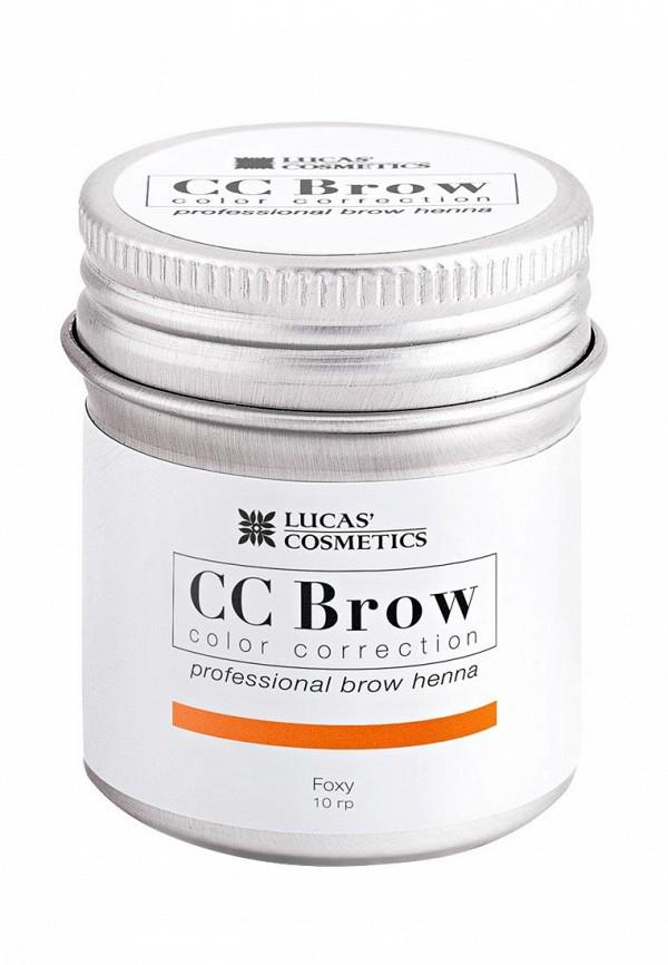 Купить Хна для бровей CC Brow, рыжий, 10 гр, CC003LWXZK23, оранжевый, Весна-лето 2018