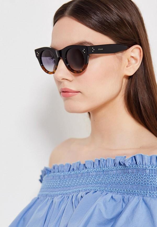 Очки солнцезащитные Celine от Lamoda RU