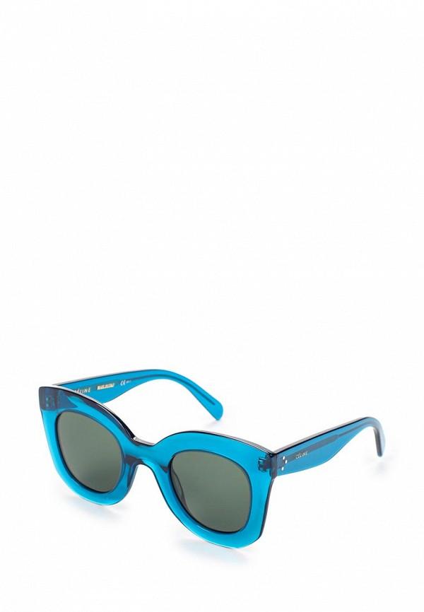 Очки солнцезащитные Celine Celine CE001DWTHP27 очки солнцезащитные celine celine ce001dwhhe28
