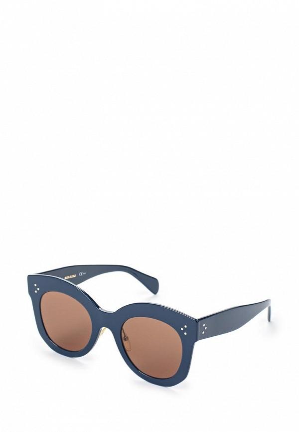 Очки солнцезащитные Celine Celine CE001DWTHP31 цена и фото