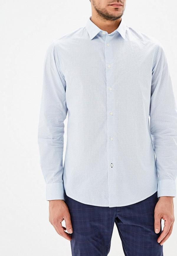 Купить Рубашка Celio, CE007EMAOPP9, голубой, Весна-лето 2018