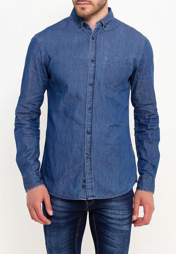 Рубашка джинсовая Celio Celio CE007EMVGO88 рубашка celio celio ce007empvn00