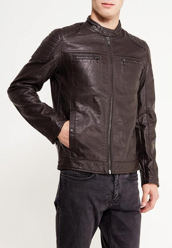 Куртка кожаная Celio Celio CE007EMVGP01 поло celio celio ce007empvp56