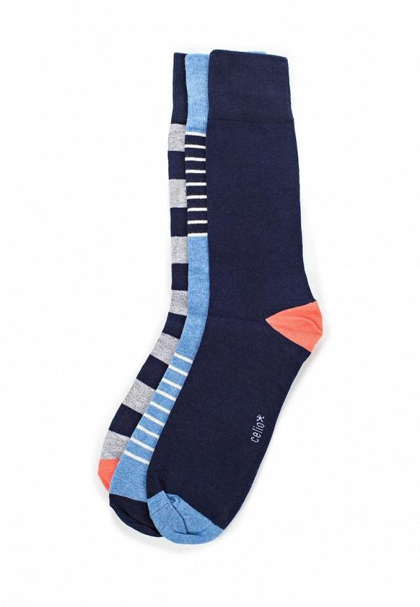 Фото Комплект носков 3 пары Celio. Купить с доставкой