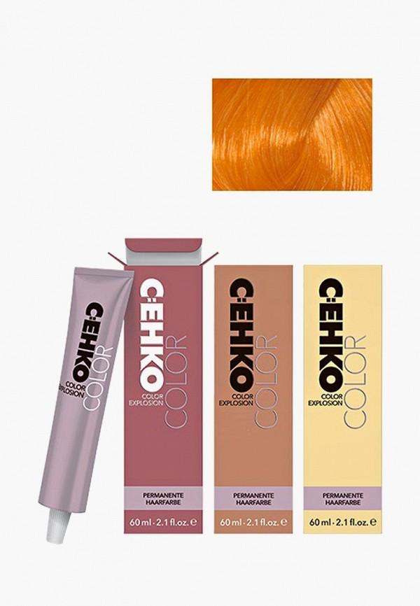 Купить Краска для волос Cehko, Color Explosion 00/3 Золотой/Gold, 60 мл, CE014LWAZEB4, золотой, Весна-лето 2018