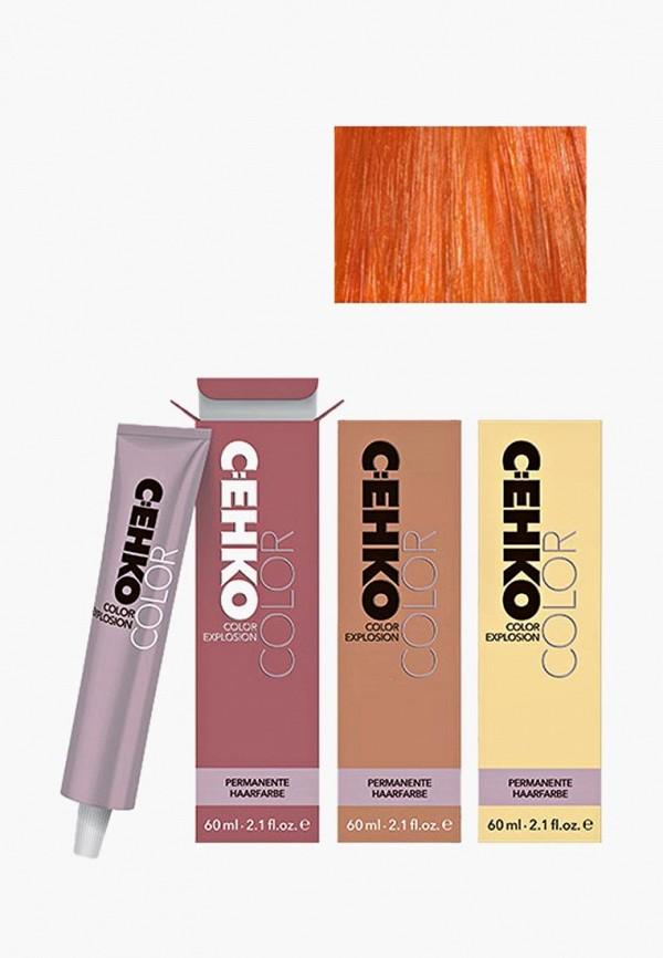 Купить Краска для волос Cehko, Color Explosion 7/43 Светло-медный золотистый/Hellkupfergold, 6, CE014LWAZEH2, красный, Весна-лето 2018