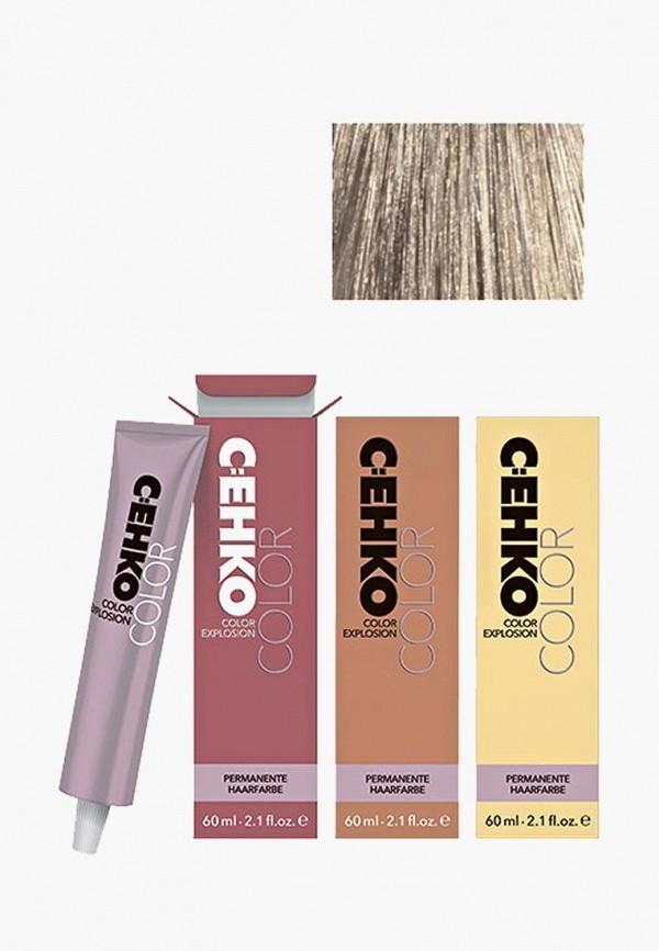 Купить Краска для волос Cehko, Color Explosion 9/32 Ярко-золотистый пепельный блондин/Hell-hel, CE014LWAZEJ5, бежевый, Весна-лето 2018