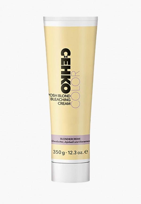 Купить Краска для волос Cehko, «Идеальный Блонд» (Posh blond bleaching cream) 350 г, CE014LWAZEK8, бежевый, Весна-лето 2018