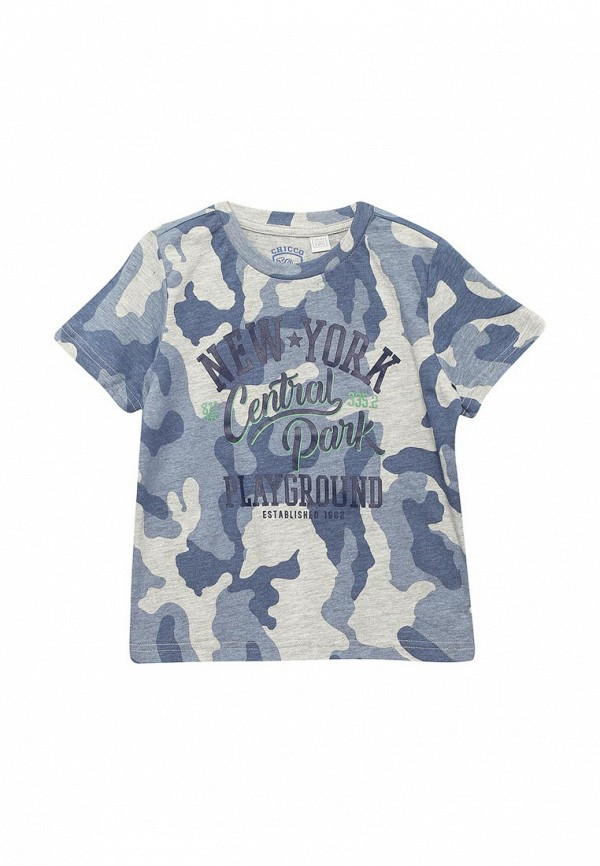 Футболка Chicco Chicco CH001EBAKVF0 футболка chicco футболка