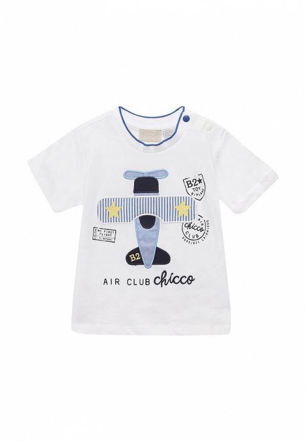 Футболка Chicco Chicco CH001EBAKVF8 футболка chicco футболка