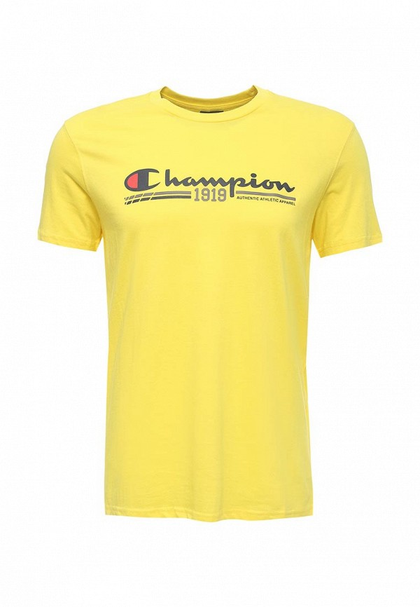 все цены на  Футболка Champion Champion CH003EMBED02  онлайн