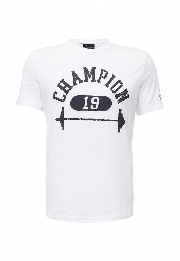 Футболка с надписями Champion (Чемпион) 209465