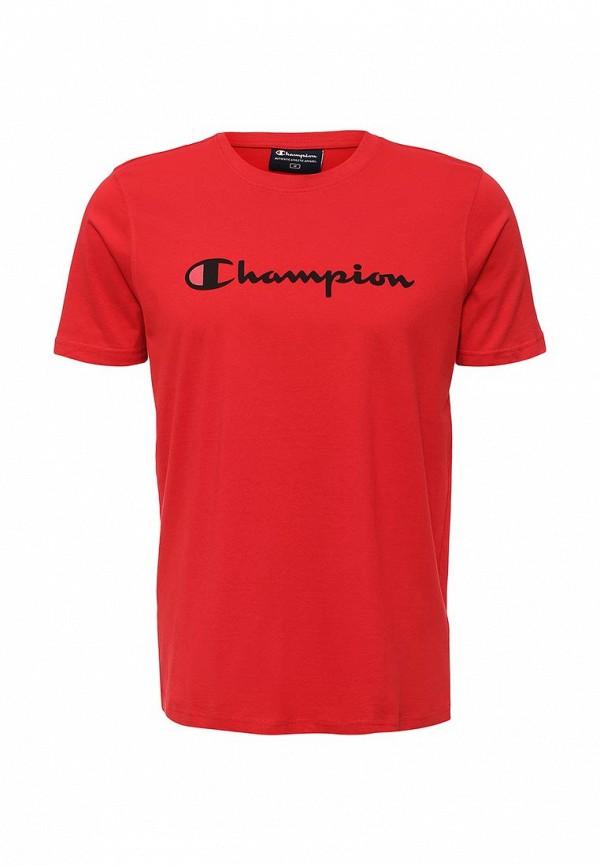 Футболка с надписями Champion BARID_11021034_4ZK