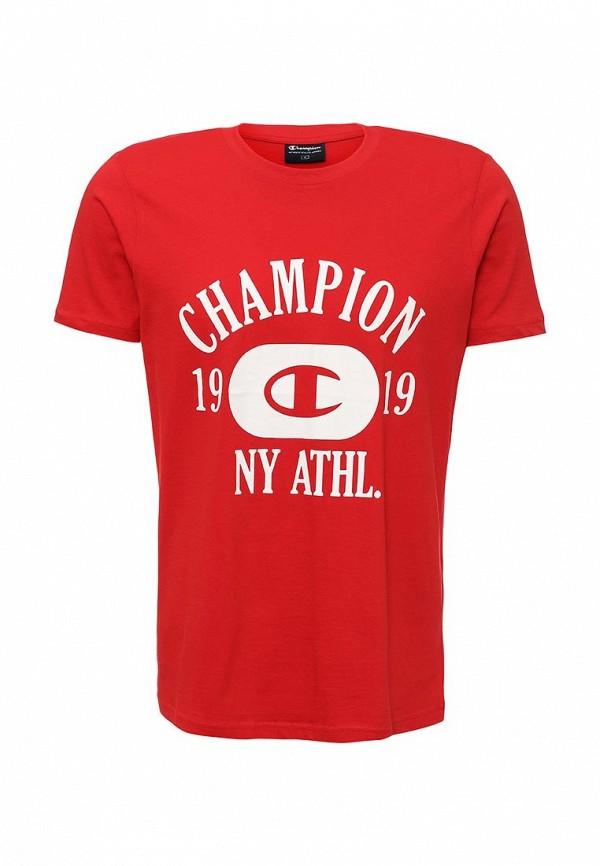 Футболка с надписями Champion (Чемпион) CLIFTON_11020186-R