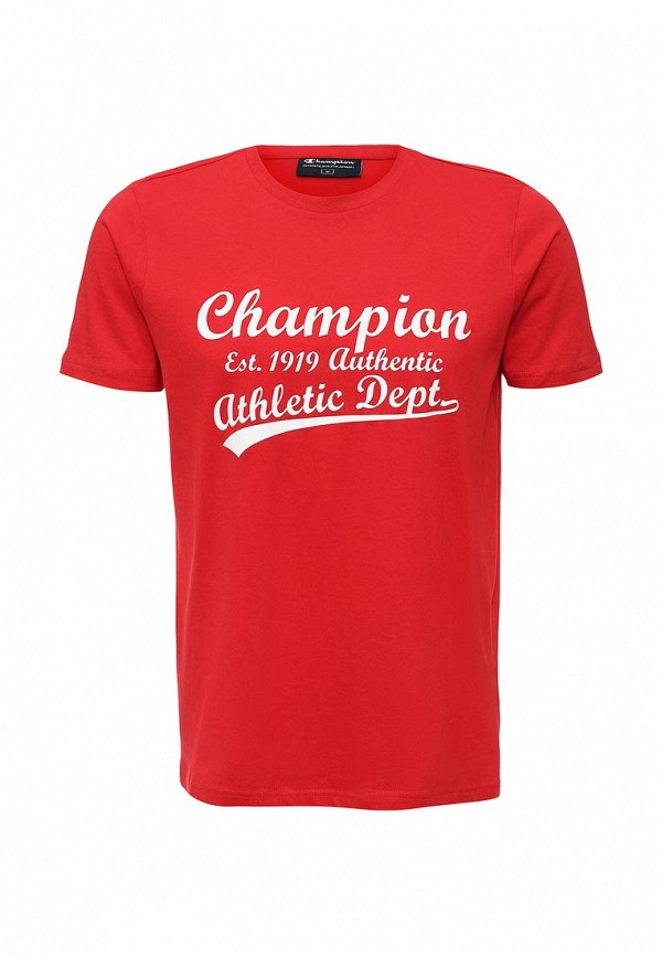 Футболка с надписями Champion (Чемпион) NORWALK_11020274-R