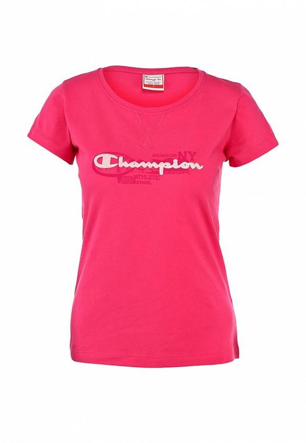 Футболка с надписями Champion 107444