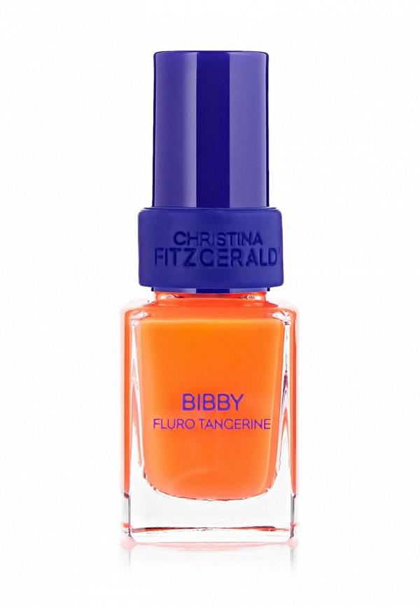Лак для ногтей Christina Fitzgerald Bibby Сладкий мандарин