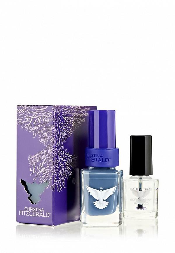 Лак для ногтей Christina Fitzgerald Christina Fitzgerald CH007LWCPC16 лак для ногтей christina fitzgerald loyalty baby blue