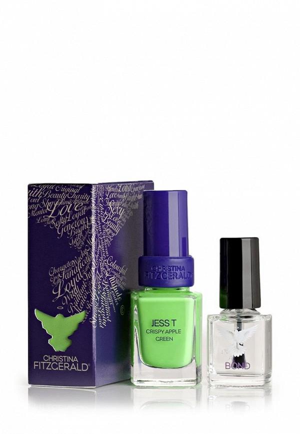 Набор лаков для ногтей Christina Fitzgerald Christina Fitzgerald CH007LWCT646 набор лаков для ногтей christina fitzgerald christina fitzgerald ch007lwftt06