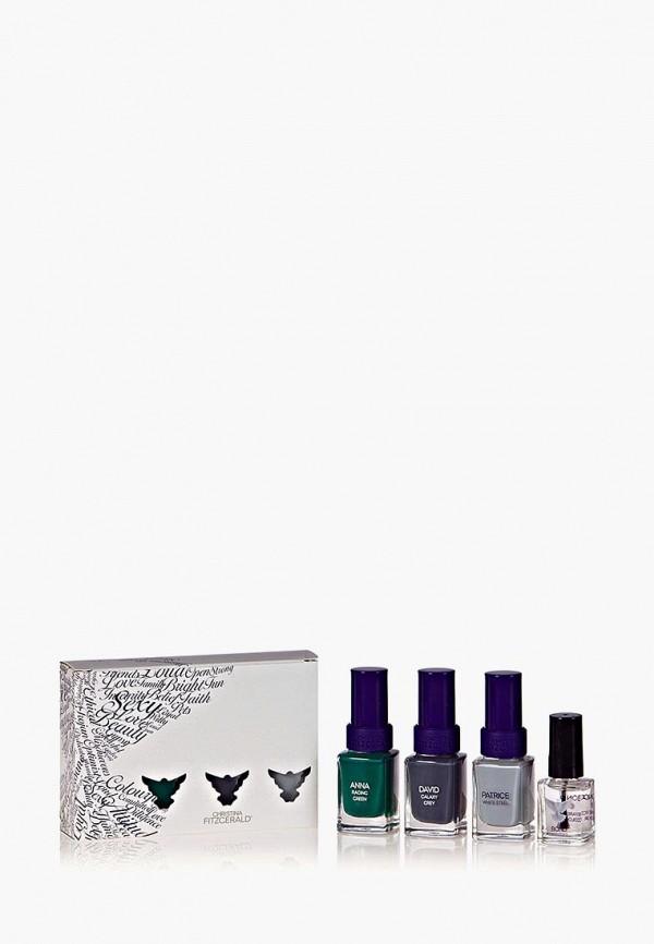 Набор лаков для ногтей Christina Fitzgerald Christina Fitzgerald CH007LWFTT03